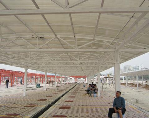 深圳机场工程案例